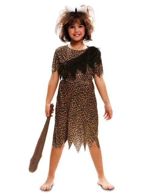 Neanderthal Costume for Kids