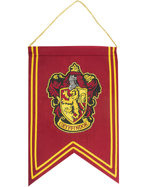 Estandarte Gryffindor - Harry Potter