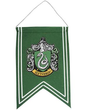 Stendardo stemma Serpeverde - Harry Potter