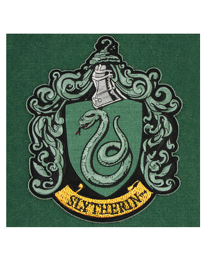 Estandarte Slytherin - Harry Potter