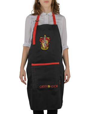 Avental de Gryffindor - Harry Potter