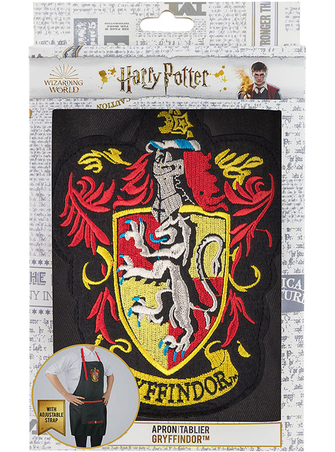 Delantal de Gryffindor - Harry Potter