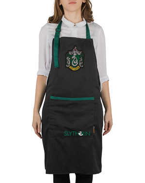 Delantal de Slytherin - Harry Potter