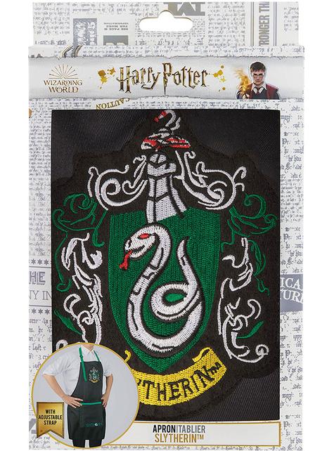 Delantal de Slytherin - Harry Potter