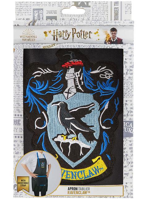 Delantal de Ravenclaw - Harry Potter