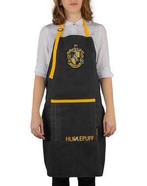 Delantal de Hufflepuff - Harry Potter
