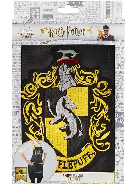 Delantal de Hufflepuff - Harry Potter