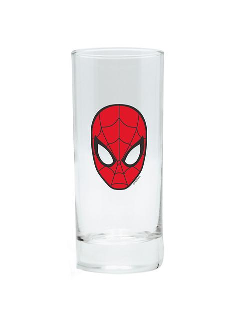 Spiderman-cadeauset: mok, glas, sleutelhanger - Marvel