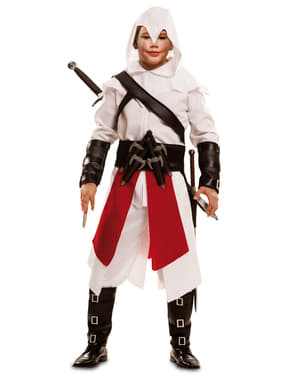 Boy's Video Game Murderer Costume