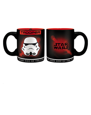 Stormtrooper Gavesæt: Krus, Glas, Nøglering - Star Wars