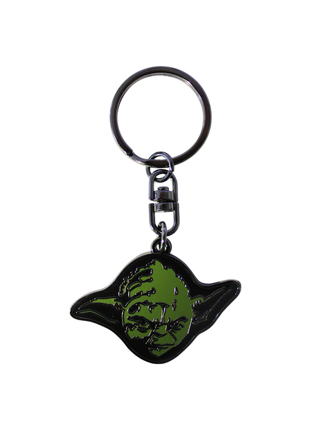 Pack regalo Yoda: Taza, llavero, chapas - Star Wars