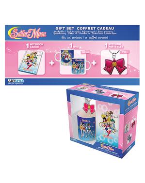 Sailor Moon Poklon set: krigla, prijenosno računalo, Keychain