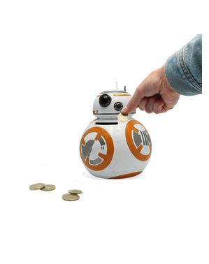 Prasátko na spoření BB8 - Star Wars