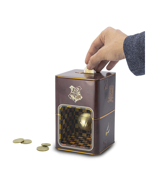Golden Snitch Piggybank - Harry Potter