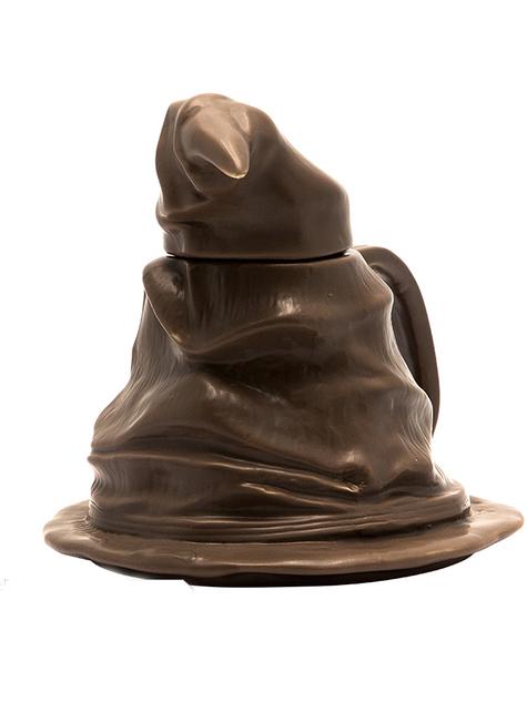 Taza Sombrero Seleccionador 3D - Harry Potter