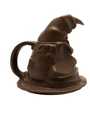 Hrnek 3D Moudrý klobouk - Harry Potter