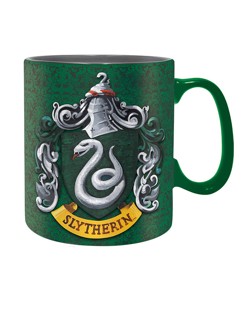 Taza Slytherin - Harry Potter