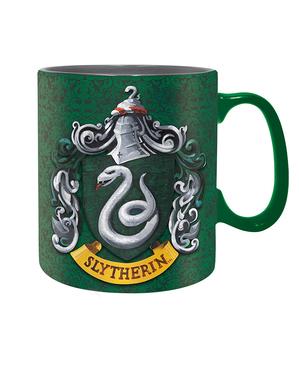 Taza Slytherin - Harry Potter