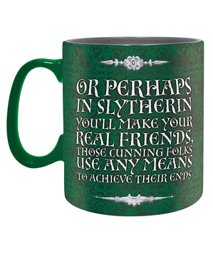 Caneca Slytherin - Harry Potter
