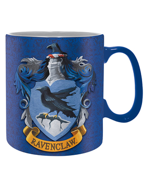 Caneca Ravenclaw - Harry Potter