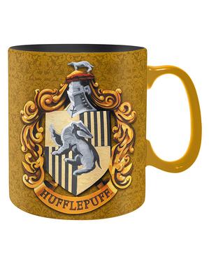 Caneca Hufflepuff - Harry Potter
