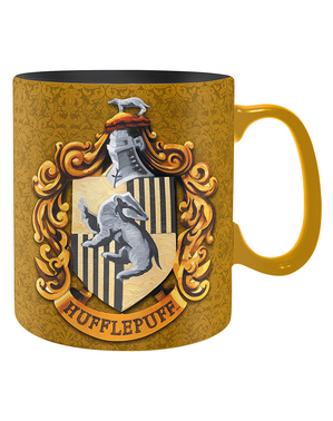 Hufflepuff Mugg - Harry Potter