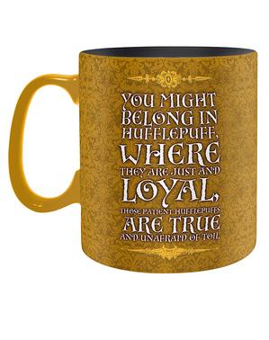 Hufflepuff Mug- Χάρι Πότερ