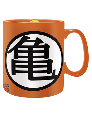 Taza de Dragon Ball