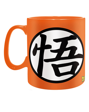 Caneca de Dragon Ball
