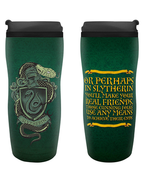 Slytherin Thermosflasche - Harry Potter