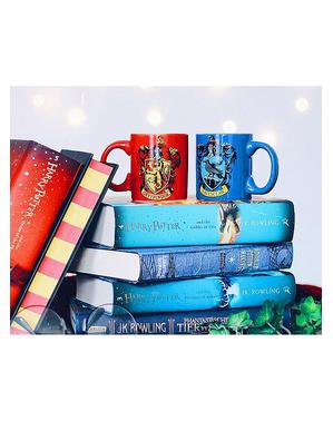 2 hrnky na espreso Nebelvír a Havraspár - Harry Potter