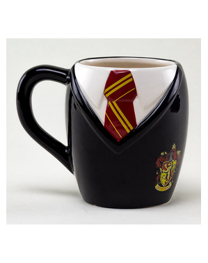 Caneca Harry Potter 3D