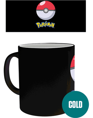 Mug Pokemon change de couleur
