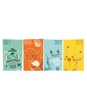 Pokémon karakterek bögre
