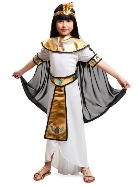 Kostium księżniczka Nilu dla dziewczynki