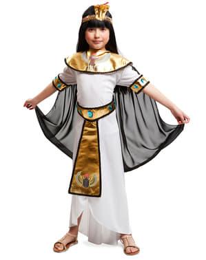 Fato de princesa do Nilo para menina