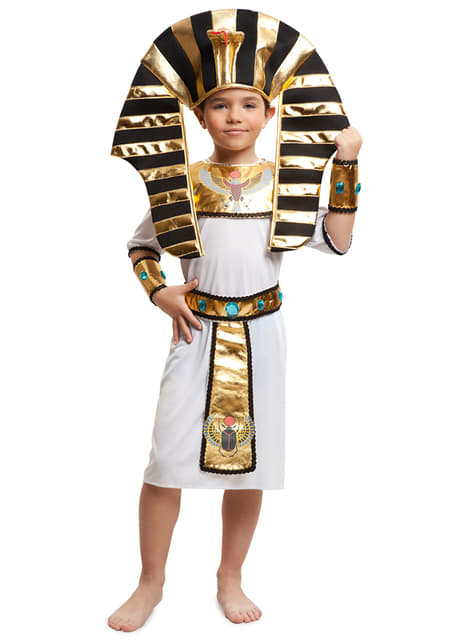 Στολή Βασιλιάς του Νείλου για Αγόρια