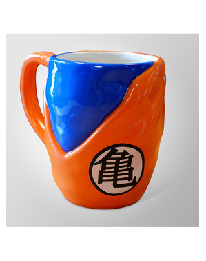 Taza Goku 3D - Dragon Ball