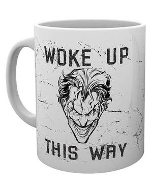 Кружка Джокера - комікси DC