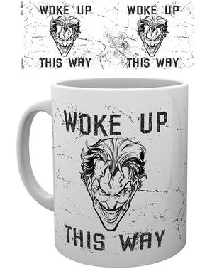 Joker krigla - DC Comics