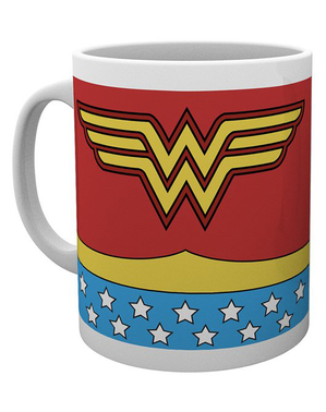 Taza Wonder Woman - DC Comics