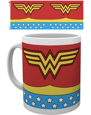 Wonder Woman Mug- DC Comics