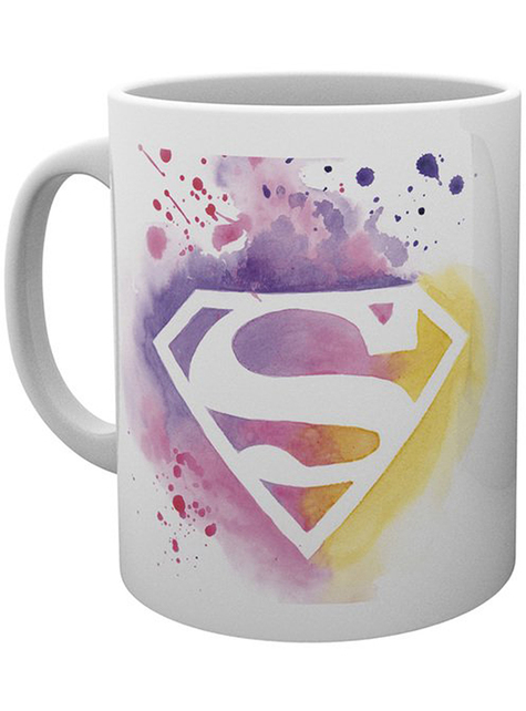 Taza Supergirl - DC Comics