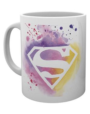 スーパーガールマグカップ - DCコミック
