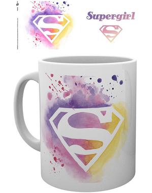 ספל סופרגירל - קומיקס DC
