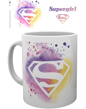 Taza Supergirl - DC Comics