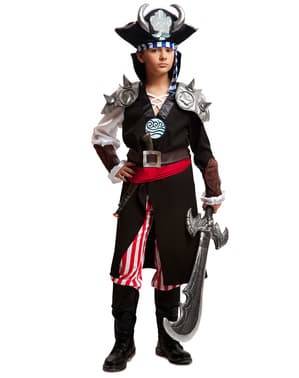 Boy's Possessed Pirate Costume