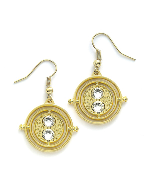Harry Potter Time-Turner Earrings