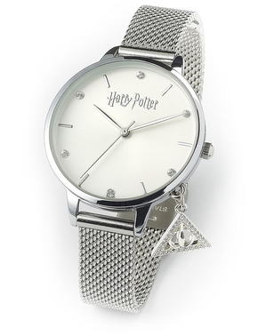 Silver Harry Potter Watch