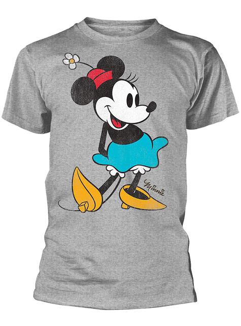 Camiseta Minnie Mouse para adulto